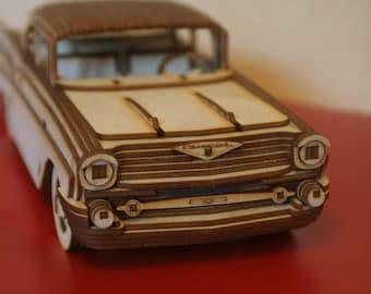 Model Kit  1957 Chevrolet Bel Air
