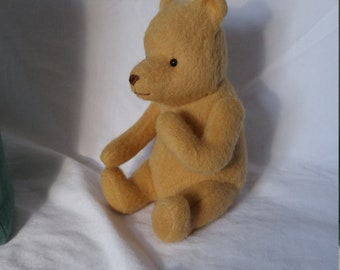 Winnie-the-Pooh bear by R. John Wright - made in 1998 - 99