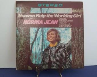 Norma Jean - Heaven Help The Working Girl - Circa 1968