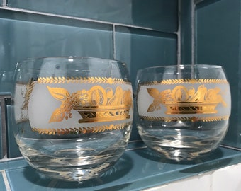 Vintage Roly Poly Glasses - Heritage