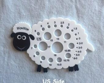 Sheep Needle Gauge from HiyaHiya