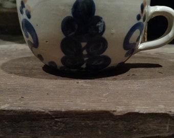 MA Hadley vintage soup mug
