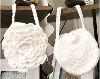 Girls Crochet Bag