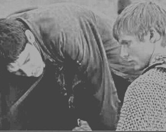Take me with you Merthur Wall Art/Poster/Gift