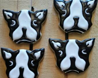 Boston Terrier Cookies!