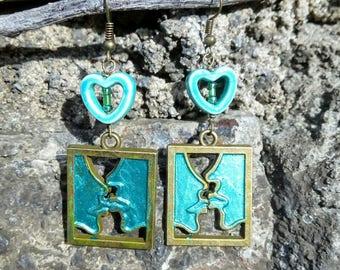 Lovers earrings