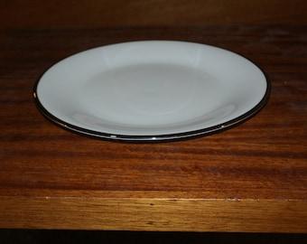 Mikasa Deco Platinum 12  inch round chop platter