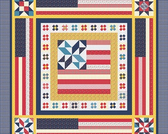 Land that I Love Quilt Pattern - Amy Smart (DQ-1703)