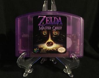 Legend of Zelda Majora's Mask Master Quest Nintendo 64 N64 Game