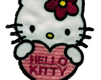 Hello Kitty heart patch