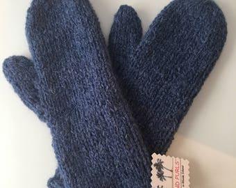 Cozy Woolen Mittens