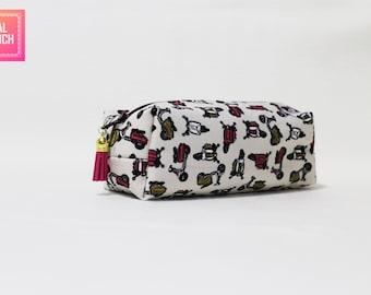 Pencil case / Makeup Bag