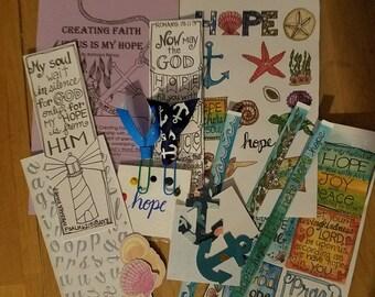 Jesus is My Hope Bible Journaling kit
