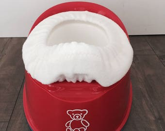 Organic Cotton Baby Bjorn Insert Potty Cozy