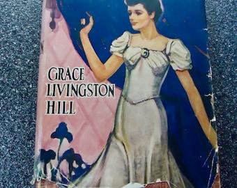 """Grace Livingston Hill """" PATRICIA """" DJ   1st. 1939"""