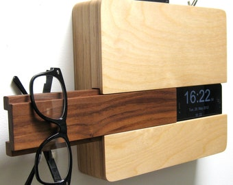 Docking Station, iPhone Dock, tech gift, The Butler