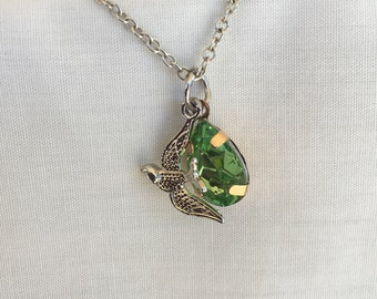 The Selection America Singer Songbird Necklace