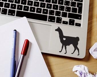 Llama sticker llama decal Car Laptop Vinyl Decal Sticker