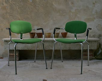 Pair of armchairs STRAFOR (France) circa1970