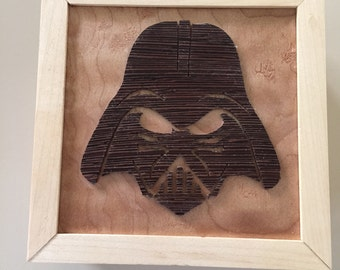 Darth Vader Star Wars Box