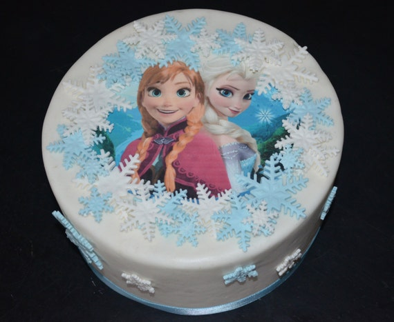 Ready to Ship Frozen Cake Decorating Kit