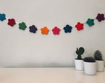 Flower Bunting Floral Bunting
