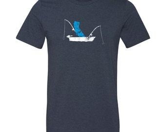California Fishing T-Shirt
