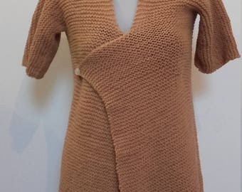 women knit Cardigan