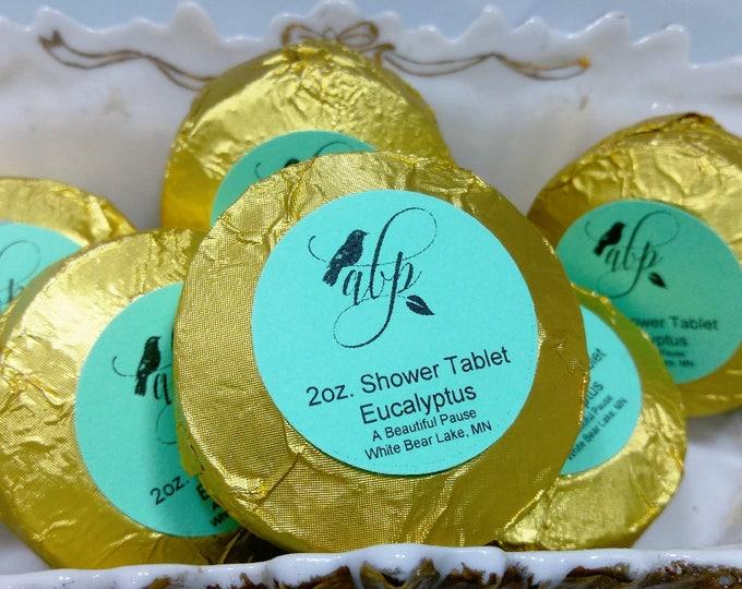 Featured listing image: Lavender, Eucalyptus, or Fresh Burst Shower Tablets (3 per set)