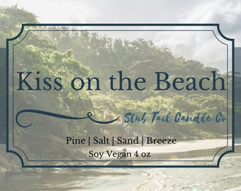 Kiss on the Beach - Soy Scented Candle Inspired by Red Rising