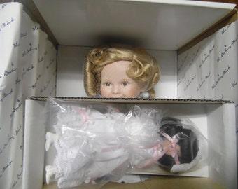 Danbury Mint Shirley Temple Bright Eyes Doll