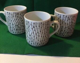 Vintage Neiman Marcus Coffee Mugs