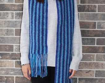Shades of the Sea Scarf