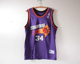 Phoenix Suns Charles Barkley Champion jersey