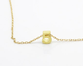 Tiny gold number necklace personalized number jewelry dainty gold necklace valentines day gift athletes number anniversary date necklace