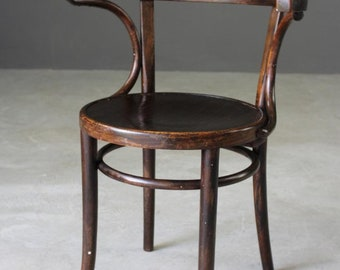 Bentwood Bistro Style Chair