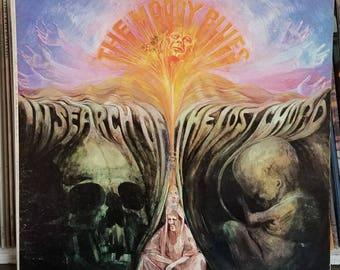 The Moody Blues In Search For The Lost Chord Rock LP Deram DES 18017 Justin Hayward John Lodge Originial Inner Sleeve Gatefold