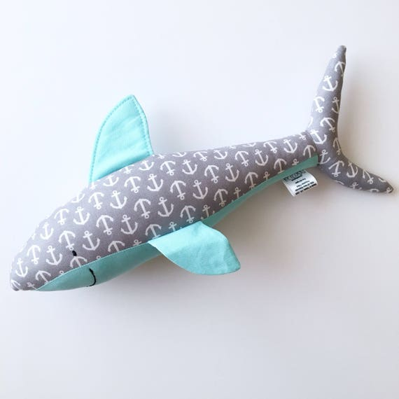 Handmade Shark Softie Discounted