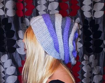 Twinkle womens Slouchy woolly hat