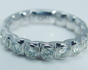 Movado diamond ring Etsy