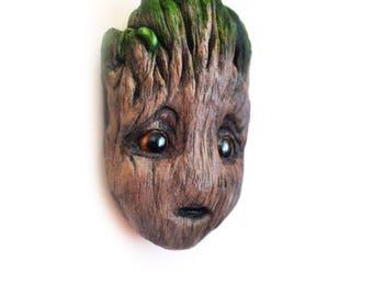 Baby Groot (brooch/magnet)