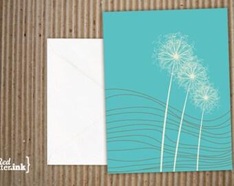 Grow in Grace Blank Note Cards (8 pk.) - 4.25x5.5