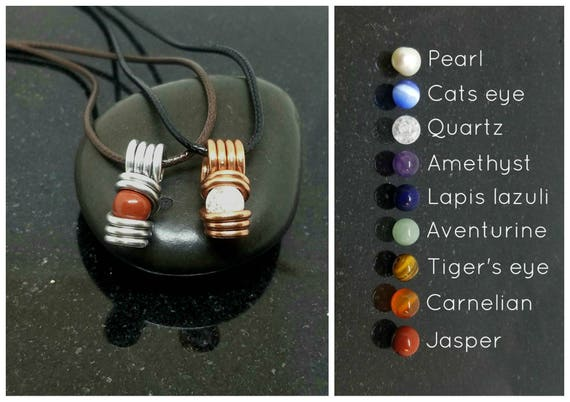 Necklace, Gemstone jewelry,  Wire wrapped stone pendant, stone jewelry, gypsy necklace, Chakra necklace, gemstone necklace