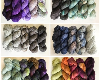 Fading Point Kit dyed to order