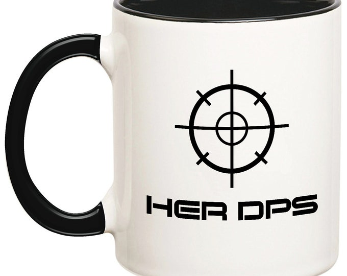 His/Hers DPS Mugs
