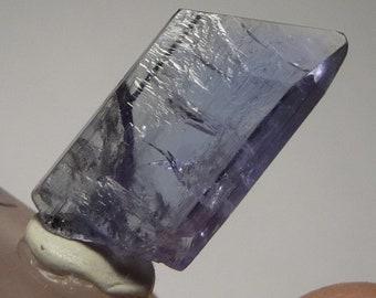 Tanzanite Raw Crystal (1, 47gr.) Tanzanite/Tanzanite Crystal Rough #tzn122