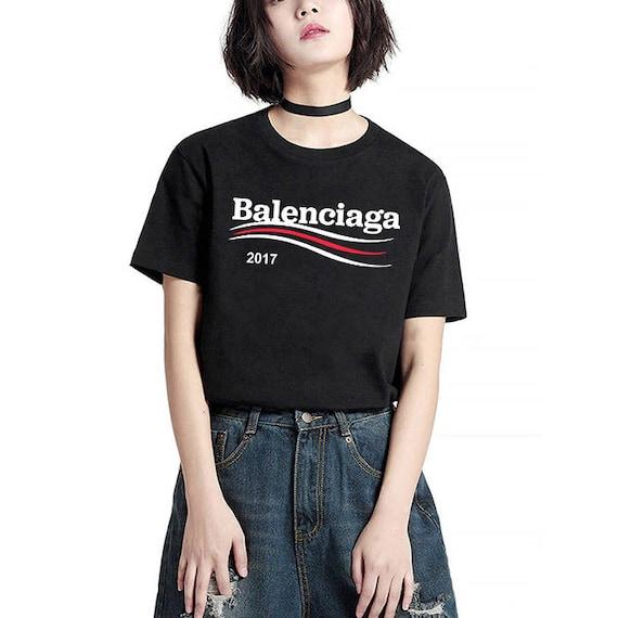 Style Designer 4 color option Balenciaga Sweatshirt Crewneck Inspired Unisex XdpTJmuO7Y