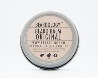 Original (unscented) -  All Natural Beard Balm  -  1oz.