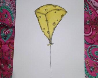 Lemonbrella A3 PRINT
