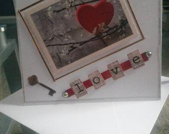 Card Valentine's day 3